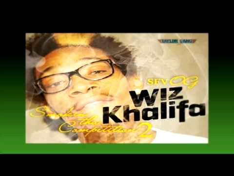 Wiz Khalifa Ft. K-Young - Be My Girl - Smokin Tha Competition 2 Mixtape