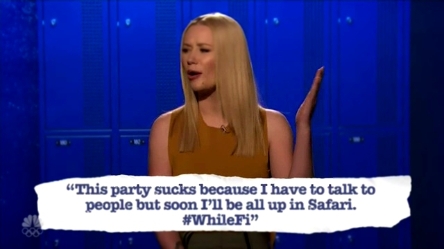 IGGY AZALEA with Seth Meyers = Teen Slang= 2016.04.28 =