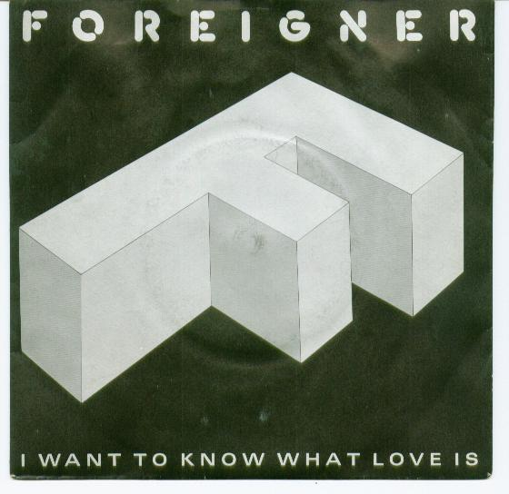 Foreigner - I Want To Know What Love Is'(1984год)