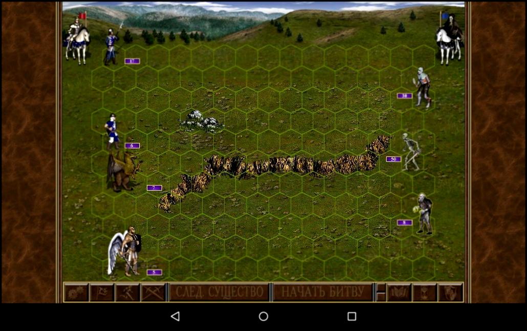 Герои Меча И Магии Для Android 4.0 Планшет