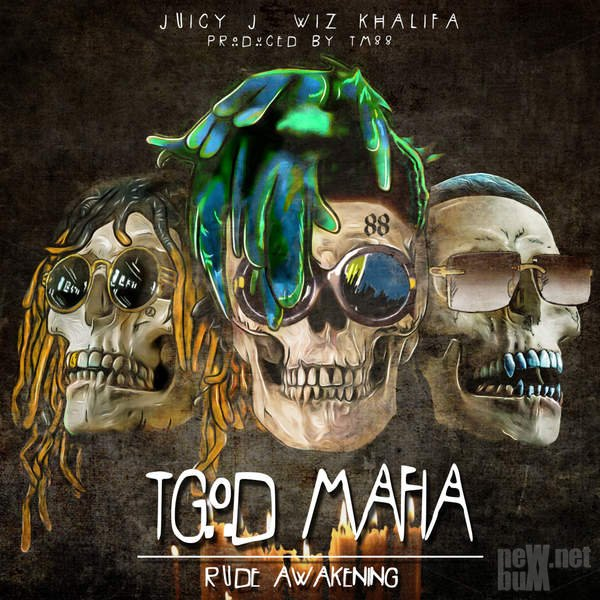 Juicy J & Wiz Khalifa - TGOD Mafia Intro [Новый Рэп]