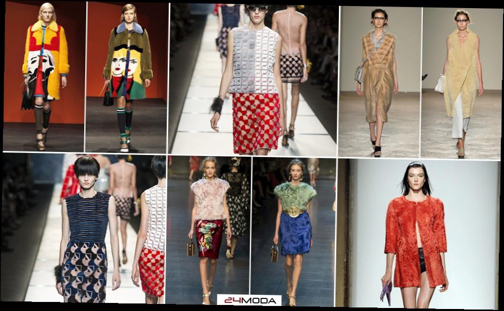 Гардероб модные тенденции