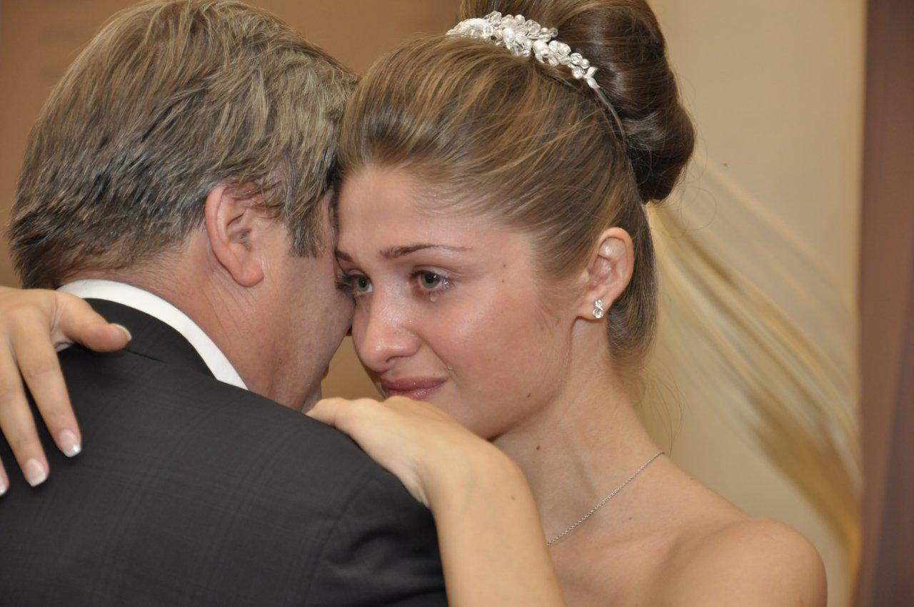 Поздравление папы на свадьбе дочери