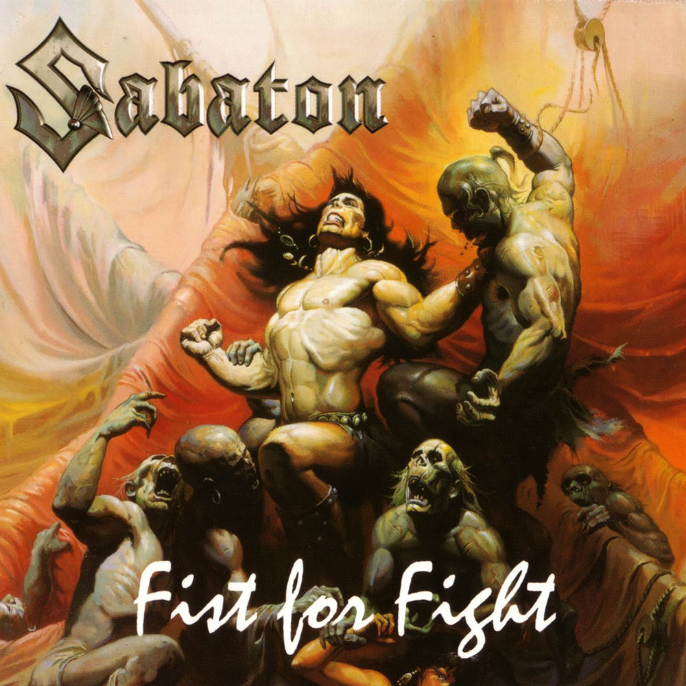[Sabaton] (Fist For Fight) - Masters Of The World