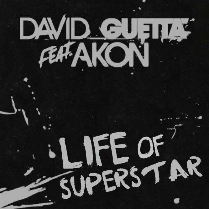 [SM]David Guetta Feat Akon - Crank It Up (new 2012)