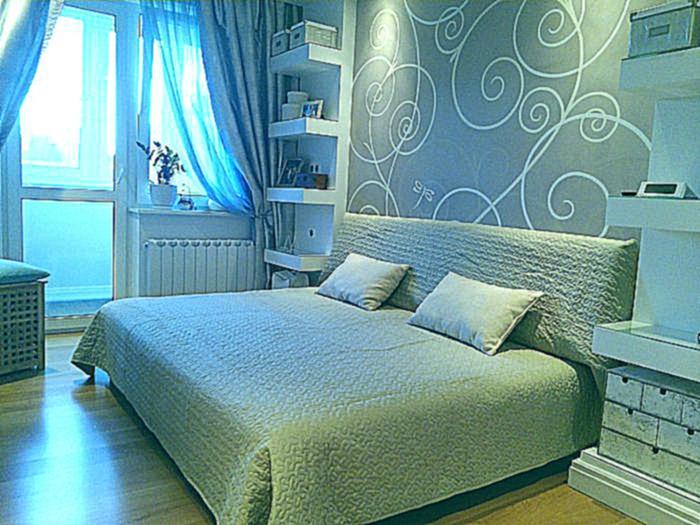 Гостиная плюс спальня фото