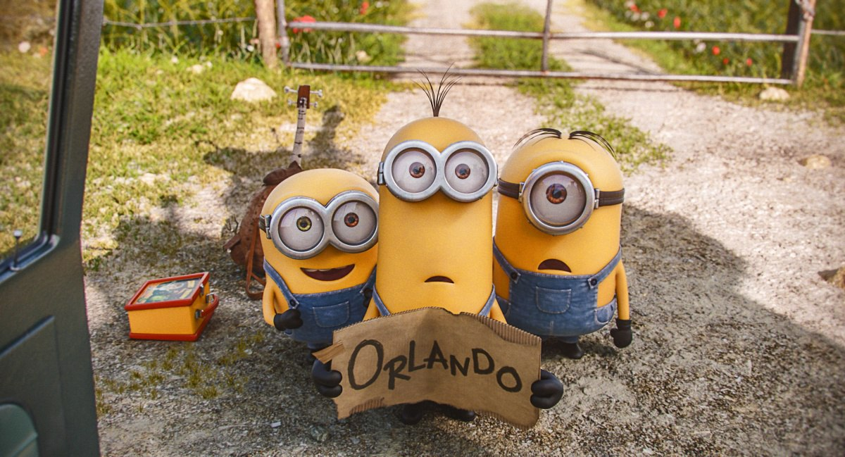 Minions 3 Full Movie - Watch Movies Online Streaming