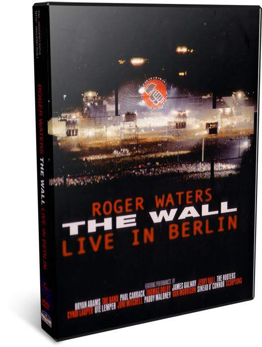 'the wall' live in berlin '1990 - roger waters & bryan adams - empty spaces